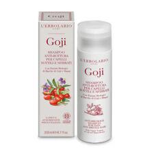 L'Erbolario Goji Shampoo Anti-Rottura Per Capelli Sottili e Sfibrati