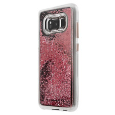 Case-Mate Waterfall Series Case for Samsung Galaxy S8 - Rose Gold