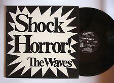 Waves Shock Horror! UK LP 1983 Katrina And The Waves Powerpop