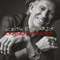"Keith Richards - Crosseyed Heart  (NEW 2 x 12"" VINYL LP)"