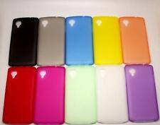BU AU 0.3mm Ultra Thin Soft Fitted Case Cover Skin Bumper for LG Google Nexus 5