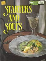 Starters and Soups Cook Book  by Australian Women's Weekly  (Paperback, 1992)