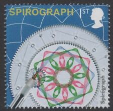 SPIROGRAPH/CLASSIC TOYS/GB 2017 UM MINT STAMP
