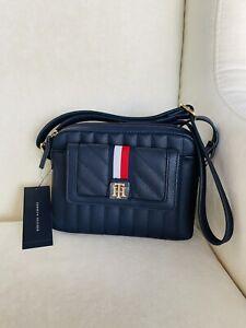 Tommy Hilfiger Navy Blue Small Crossbody Bag