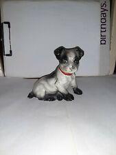 New Listingantique vintage cast iron still bank original hubley dog terrier pup