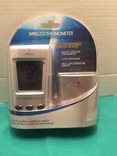 digital thermometer indoor outdoor wireless