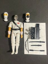 Gi Joe Black Major Ninja Oni Storm Shadow Grand Master