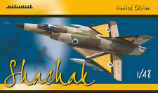 NEW 1:48 Eduard 11128 Israeli Dassault Mirage IIICJ 'Shachak' Limited Edition