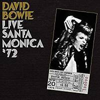 David Bowie - Live In Santa Monica '72 (NEW CD)