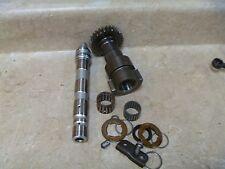Kawasaki 1000 ZG CONCOURS ZG1000 Engine Alternator Primary Shaft Parts 1997 KB66