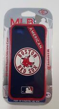 BOSTON RED SOX 3D Silicone Soft Gel Protective Cell Phone Case IPhone