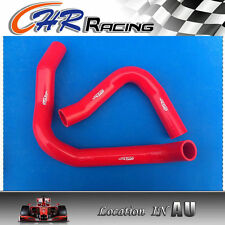 silicone radiator hose for HOLDEN Frontera MX 3.2 MPFI Petrol V6 1999-2004 red