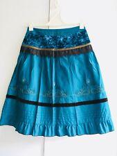 Stunning Quick Brown Fox Skirt Sz8-10 RRP$139 NEW NEVER WORN
