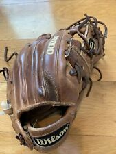 New listing Wilson A2000 DP15 11.5 Pedroia Spec Infield Glove