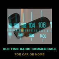 ENJOY REVISITING 1485 OLD-TIME RADIO COMMERCIALS IN YOUR CAR OR HOME!