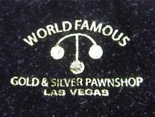 "10oz Mid States Refining .999 Silver Bar from Rick of Las Vegas ""Pawn Stars""."