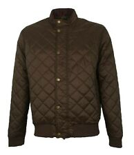 Brand New Men's Barbour Moss Green Quilted Jacket