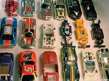 Junkyard Lot - Aurora AFX Tyco Tycopro Curvehugger slot car bodies / parts
