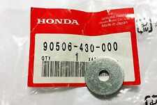nuovo Honda OEM RONDELLA, PARAFANGO MONTAGGIO CR/CRF/GL/XL/XR 90506-430-000