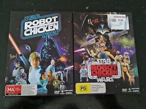 Robot Chicken Star Wars Special 1 & 2