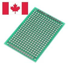 2 pcs Prototype PCB Perfboard Double Sided. DIY Circuit Board. 40x60mm. Canada