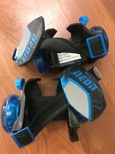 Yvolve Sports Adjustable Skate Attachment For Tennis Shoe Youth Adjustable