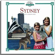 Sydney (1998) - New Children's Book About the City of Sydney by R. Conrad Stein!