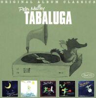 PETER MAFFAY - ORIGINAL ALBUM CLASSICS TABALUGA  5 CD NEU
