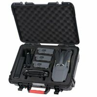 DJI Mavic Pro/Platinum Fly More Combo Waterproof Carry Case Fits Extra Batteries