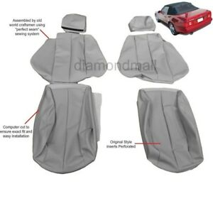 Mercedes Benz 1990-1995 300SL 500SL 600SL R129 MB-Tex Seat Cover Early Style