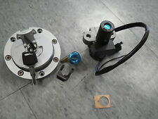 Honda NS400F Ignition switch and Gas cap                     033114D