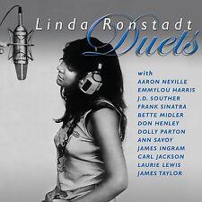 LINDA RONSTADT DUETS CD ALBUM (2014)