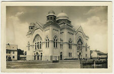 Judaica, Judaism, Slovakia, Hungary, Lucenec, Losonc, Synagogue, Old Postcard