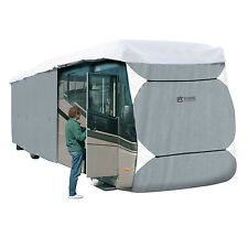 Class A RV Cover 30' to 33' Zippered Panels Extra Tall