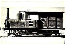 Eisenbahn Motiv-Postkarte CSSR Lokomotive Dampflok Triebwagen Elbel Gölsdorf