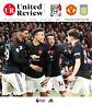 Manchester United v Aston Villa 19/20 Premier League Programme 1/12/19 Pre Order