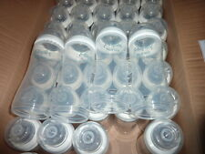 Playtex Drop-Ins Nurser Baby Bottles 8-10 OZ Slow Flow Reduces Colic Lot of 4