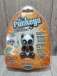 Funkeys Lotus Panda Bear by Radica  Interactive Toy Game Fun Keys Mattel Radica