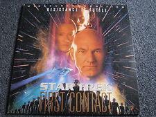 Star Trek-First Contact Laser Disc-USA-1997-Stereo-111 Min.