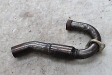 2010 YAMAHA YZ250F YZ 250F FMF POWER BOMB EXHAUST PIPE CHAMBER HEADER HEAD PIPE
