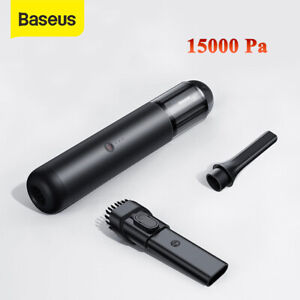 Baseus 15000Pa 135W Portable Car Vacuum Cleaner Cordless Strong Suction Duster