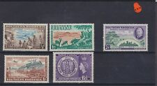 Southern Rhodesia QEII Mounted Mint Collection
