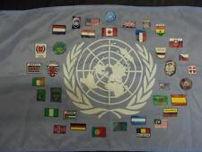 United Nations UN Joint Forces Flag - 76cm x 36cm