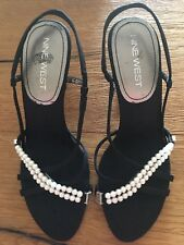 Nine West Gourgeous Evening Sandals, Size 38 (UK5)