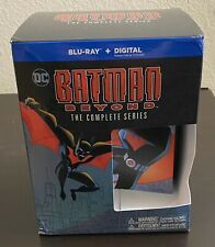 Batman Beyond-The Complete Series Deluxe Limited Edition Blu-Ray (No Funko Pop)