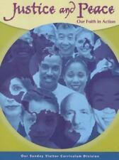 Justice And Peace Joseph Stoutzenberger Paperback