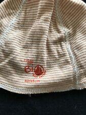 Petit Bateau NWT Cotton Knit Cap - 3-6 Months