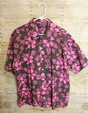 b7c839992 Lands' End Floral Hawaiian Casual Shirts for Men for sale | eBay
