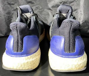 Adidas Ultra boost Sz 8.5 wmns or 7.5 mens  woven Nmd Pk 1.0 Purple lot  og