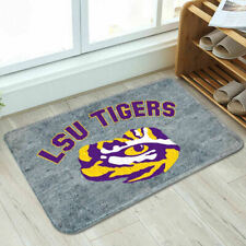 Louisiana State University Soft Door Bath Shower Mat and Rug